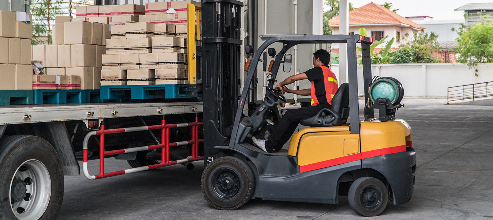 Forklift Types Explained | Meridian Leasing