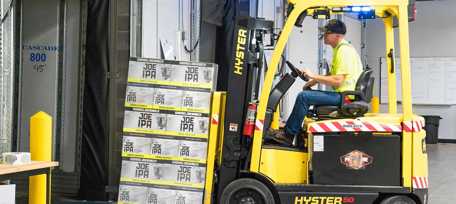 How Much Does a Forklift Cost?